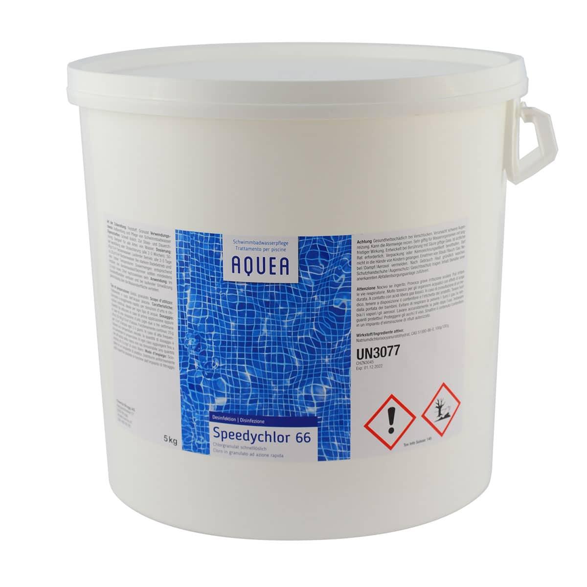 Desinfektion Chlor/Brom